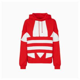 Adidas Original Lrg Logo Sweatshirt Fs1307