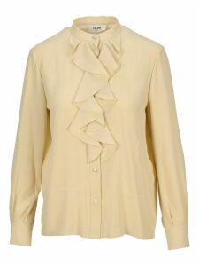 Celine Shirt Ruffle