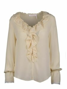 See by Chloé Blouse With Rouches
