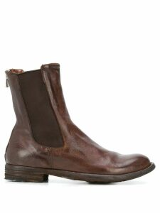 Officine Creative Lexikon 073 chelsea boots - Brown