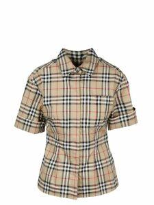 Burberry Vimntage Check Close Cut Shirt