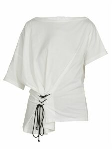 Ann Demeulemeester Cotton T-shirt