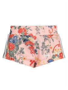Palm Angels Blooming Hot Shorts