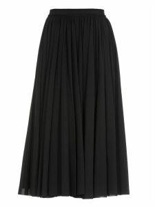 Jil Sander Jersey Skirt