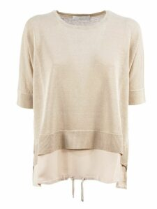 Fabiana Filippi Linen And Silk Sweater