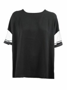 Fabiana Filippi T-shirt In Black