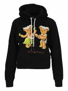 Palm Angels Dancing Bears Hoodie