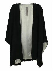 Rick Owens Tecmantle Knitted Cape