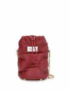 Maison Margiela Glam Slam bucket bag - Red