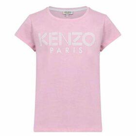 Kenzo Sport Line Logo T Shirt