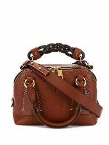 Chloé small Daria shoulder bag - Brown