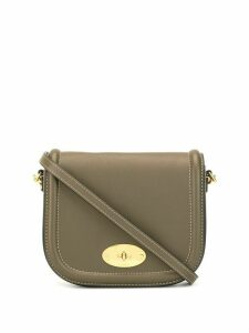 Mulberry small Darley satchel - Brown