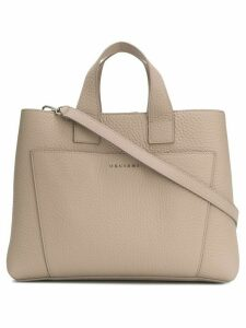 Orciani Nora tote bag - NEUTRALS