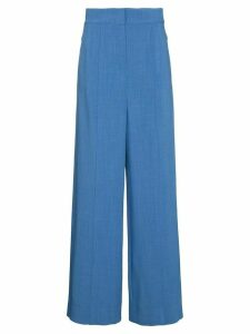 Roksanda High waisted tailored trousers - Blue