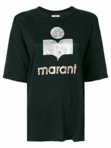 Isabel Marant Étoile Kuta T-shirt - Black
