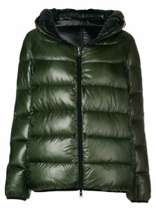 Herno short padded jacket - Green
