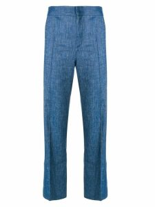 Isabel Marant Étoile casual cropped trousers - Blue