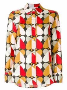 La Doublej Farfalle boy shirt - Multicolour