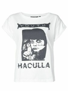 Haculla we are the youth T-shirt - White
