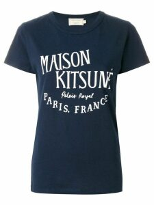 Maison Kitsuné Palais Royal T-shirt - Blue