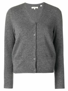 Chinti and Parker short cashmere cardigan - Grey