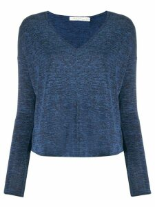 Rag & Bone V-neck top - Blue