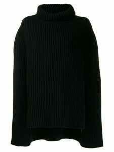 Joseph chunky knit jumper - Black