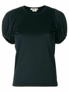 Comme Des Garçons elasticated cuff T-shirt - Black