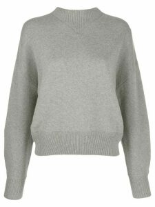 Isabel Marant Étoile Karl sweatshirt - Grey