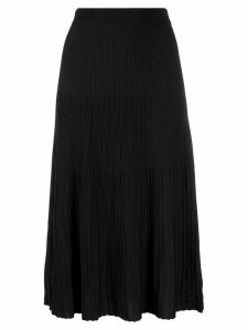 Michael Michael Kors micro-pleated skirt - Black
