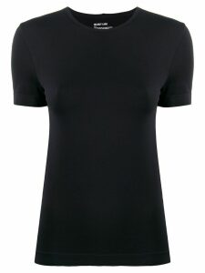 Helmut Lang plain fitted T-shirt - Black