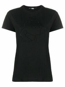 Karl Lagerfeld Mini Karl T-shirt - Black