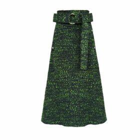 Jamie Wei Huang Molly Wool Skirt