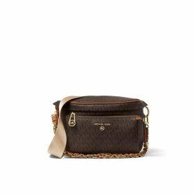 Paige Zaya Grey Cotton-blend T-shirt