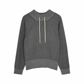 Varley Maceo High-neck Cotton Sweatshirt
