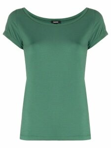 Aspesi scoop-neck T-shirt - Green