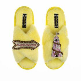 Bogdar - Oversized Shirt With Lace Embellishments
