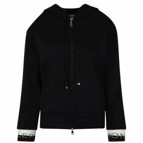 Moncler Maglia Zip Hooded Sweatshirt