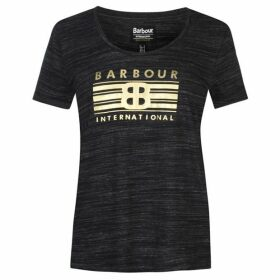 Barbour International Barbour Womens International Meribel T Shirt