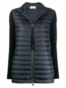 Moncler feather down jacket - Blue