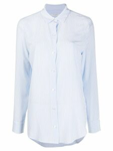 Equipment pinstripe shirt - Blue