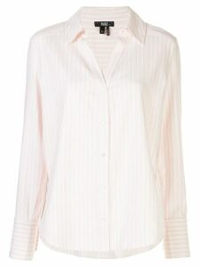 PAIGE Davlyn striped shirt - PINK