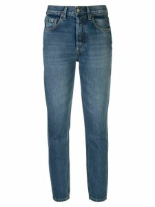 BOYISH DENIM The Billy straight-leg jeans - Black