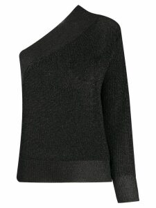 Laneus one shoulder jumper - Black