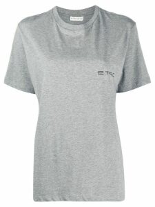 Etro short sleeve T-shirt - Grey