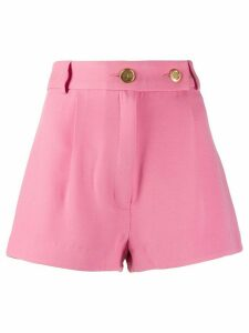 Seen Users high-rise shorts - PINK