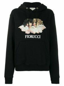 Fiorucci Vintage Angels hoodie - Black