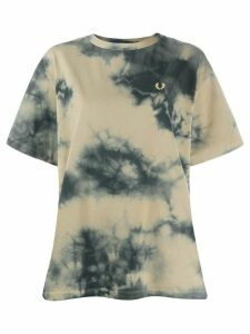 Fred Perry tie-dye T-shirt - Blue