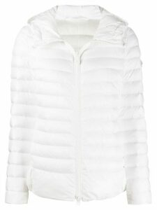 Peuterey hooded puffer jacket - White