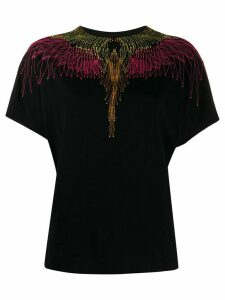 MARCELO BURLON COUNTY OF MILAN Wings T-shirt - Black